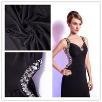 beaded works - Charm Silver Beaded Sash Bead work Long Formal Ball Evening Gown Prom dress Sweetheart Evening Dresses Party Dresses