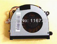 aluminum amp - holesale amp Retail New laptop notebook CPU Cooling Fan fit For Lenovo G770 G780 series notebook MG60120V1 C140 S99 DC28000AIS0 Fans amp