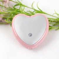 Wholesale New arrival Hot sale Usb charge heater Little lovely cloassic heart type model warmer Portable heater