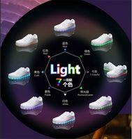 Cheap LED luminous shoes Best sneakers