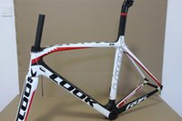 Wholesale Road bike k carbon road frame L4 LOOK full carbon road bicycle frame carbon fiber frameset more colors avaiable