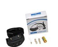 Wholesale Anti Bark Collar No Barking Collar Levels Dog Training Shock Collar DHL Free