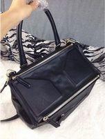 achat en gros de fourre-tout pandora-Brand Designer Pandora Box Sacs Fourre-tout Mode Femmes Pandora Sac à main en cuir véritable sac à bandoulière