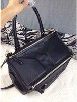 al por mayor totalizador de pandora-Diseñador de la marca Pandora Box Bolsas de la Moda Mujer Pandora bolso de cuero genuino bolso de hombro