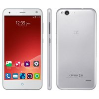 Cheap ZTE Blade S6 4G Android 5.0 Octa Core Smartphone 5.0inch IPS HD Octa Core 1.5GHz MSM8939 2G+16G 13.0MP Cellphone