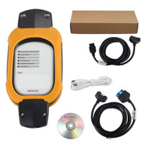 best ems systems - DHL EMS Free Volvo VCADS Yellow Protection V2 Truck Diagnostic Interface for Volvo Renault best Quality