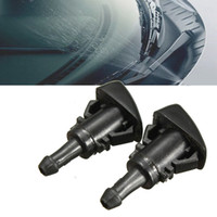 Wholesale New x Windshield Water Sprayer Washer Nozzle For Chrysler for Dodge Charger Magnum