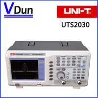 Wholesale UNI T UTS2030 k GHz Spectrum Analyzer Frequency Analyser