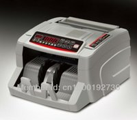 Wholesale Money Cash Currency Bill Counter UV IR DD EU S Banknote Counting Machine Financial Equipment