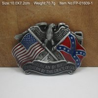 american flag buy - 5pcs new Rebel flag belt buckle Banner American flag belt buckle fashion belt buckle good quality variety of models you can choose and buy