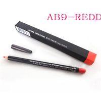 Wholesale 2015 NEW Beauty Women Mineralize Skin Crayon Lip liner Pen Pencil g Color AC9 WHIRL A59 AUBURN AA9 BURGUNDY