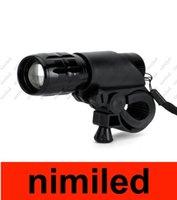 cree q5 bike light - New Bicycle Light Watt Lumens Mode CREE Q5 LED Bike Light Front Torch Waterproof Torch Holder HSA1984