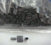 Wholesale small flat suppressor EMI ferrite core FS5 mm for small wires NiZn material