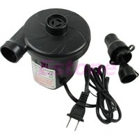 Wholesale B39 AC Electric Air Pump Inflate Deflate For Toys Air Bed Compression Bag Mattress