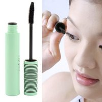 Wholesale Colorful Fiber Eye Lashes Waterproof Mascara Eyelash Extensions Long Curl Makeup YRD