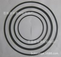 Wholesale Manufacturers supply black EVA seal ring gasket