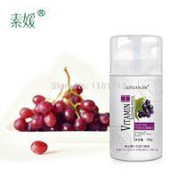 ascorbic acid skin - 3 X Vitamin H VC L ascorbic Acid serum Whitening Sleep Mask skin care Blackhead moisturizing Anti Aging Oil control face care