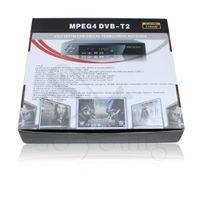Cheap NEW DVB-T2 Freeview Digital TV Tuner Receiver Box H.264 MPEG4 1080p full hd