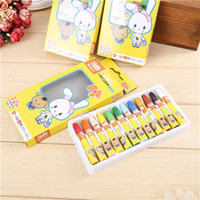 bath wall decor - Stick Lipstick Wall Stickers Home Decor Selfie Stick Baby Bath Crayons Pack Of Non Toxing Education Fun Toy Easy Washable Crayoning Sticker