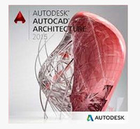 autocad architecture - Autodesk AutoCAD Architecture English Chinese