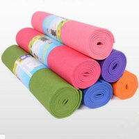 Wholesale 173 cm New Fitness products eco friendly antibiotic yoga mat mm yoga mat