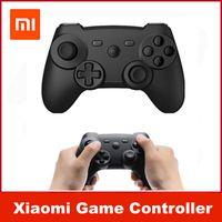 Bluetooth Wireless Controller Shock Original Xiaomi Bluetooth Gamepad Wireless Game Controller Remote Support Phone Smart TV PC Handhold Game Player