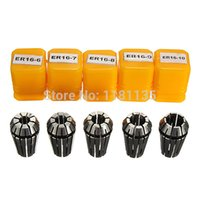 Wholesale ER16 MM Spring Collet Set For CNC Milling Lathe Tool Engraving Mmachine