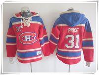 best hoodies - Men Price ICE Hockey Hoodies Jerseys Canadiens Galchenyuk Richard red Best quality stitching Jerseys Sports jersey Mix Order
