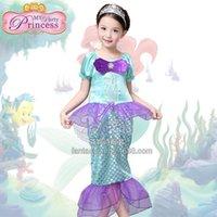 skirting direct - new flower girl dress and Children s dresses factory direct children dress costumes princess skirt girls mermaid