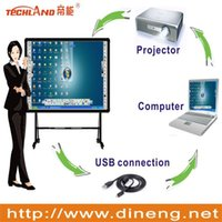 Wholesale Infrared Electronic whiteboard factory with the latest software TL Smart Interactive Whiteboard