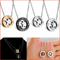 agents distributors - 956 men and women of titanium steel necklace necklace couple paragraph exotic jewelry agents and distributors in Guangdong