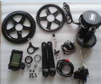 8FUN Bafang 36v Kit 250W con la batteria 36V 10Ah agli ioni di litio e caricabatteria completo di fascia alta e-bike Kit Kit metà del motore