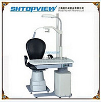 Wholesale Economic Unit C WZ C Ophthalmic Unit Chair small table combination