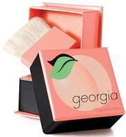 Wholesale 1PCS NEW Blusher georgia powder georgia blush bronzer powder Makeup Blush g