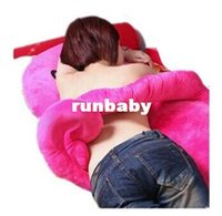 Wholesale 2015 new fashion free shiping lovely Plush toy Octopus hold Pillow Creative back cushion rose