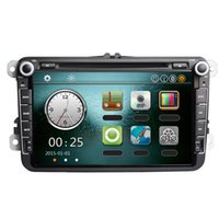 dvd car stereo - Universal quot P HD GPS Navigation Car DVD Player Bluetooth Car Radio Din in Dash Stereo Head Unit for VW Map Card K2002