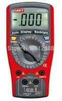 amp unit - UNIT T UT50D LCD Precision Digital Multimeters Volt Amp Ohm Inductance Capacitance Tester