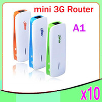 Wholesale 3 in MPR A1 G Wireless Router Mobile power supply MINI Wireless Router G WIFI ZY LY