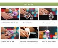 aerosol spray - Nanum Car Plug Air Humidifier Purifier Vehicular essential oil ultrasonic humidifier Aroma mist car fragrance Diffuser