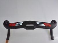 aerodynamics bike - 2015 s5 aero aerodynamics UD carbon fiber road bike bicycle bicicleta handlebar color racing accessories size mm