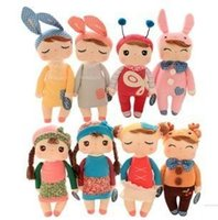Wholesale Children s Metoo Plush Dolls Kids girls Boys lovely stuffed bunny rabbits toys babies gifts colors for choices