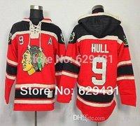 army blackhawk - 2015 Cheap Bobby Hull Hoodie Chicago Ice Hockey Jerseys Blackhawk Old Time