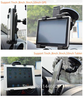 car holder for 7 inch tablet - 7 inch inch GPS holder Navigator Universal tablet sucker car navigation bracket Universal Holder for Tablet charger