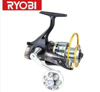 Wholesale New Rotary Flat Oscillation System reels for fishing ECUSIMA fishing reel