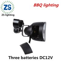 Wholesale Handle Mount BBQ Grill Light outdoor Barbecue BBQ Light with brightness LED Light Grill Light Barbecue Parrillas BBQ garden light