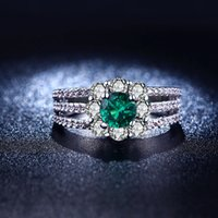 Cheap rings for women Best S925 White gold filled rings