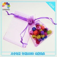 bags artificial jewelry - 200pcs Candy Bags yarn bags wedding festival supplies pure yarn bundle chewing bags bags artificial jewelry crafts soap