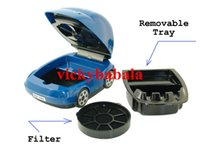 Wholesale Environmentally advanced automotive type batteries dual usb smokeless ashtray gift of choice