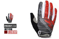 Wholesale AUTHENTIC Specialized Bike Glove Professional Bicycle Full Finger Cycling Gloves GEL size M XL