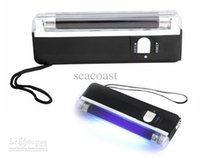 fake id - 1000pcs In UV Black Light Handheld Torch Portable Fake Money ID Detector Lamp Tool